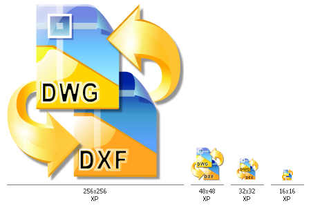 иконки форматов файлов: